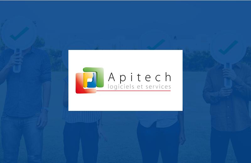 Apitech recherche un(e) développeur(se) en alternance/stage