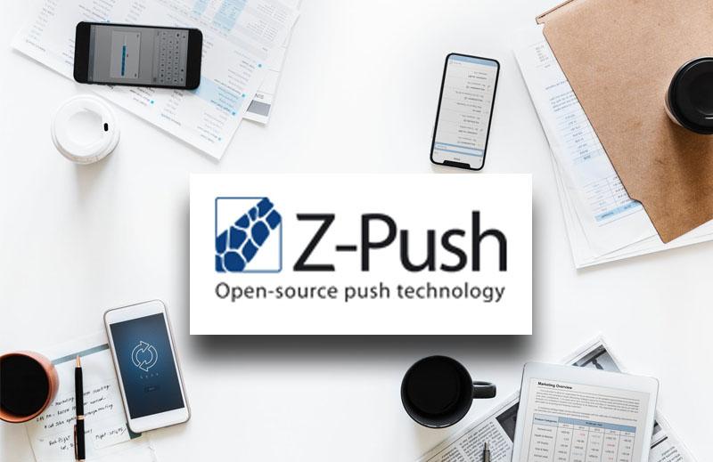 Devenez ActiveSync compliant avec Z-Push