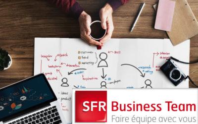 L'unification des services collaboratifs chez SFR Business Team