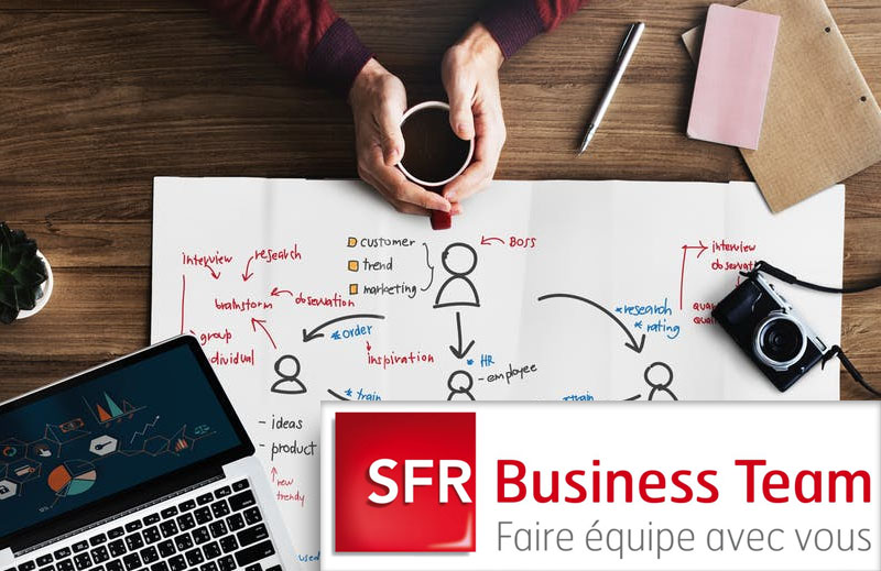 L'unification des services collaboratifs chez SFR Business Team