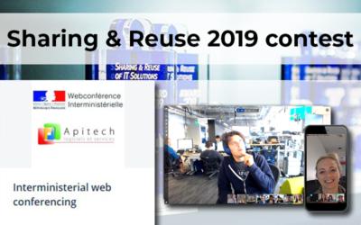 Concours Sharing & Reuse : Apitech participe à la transformation numérique de l'état